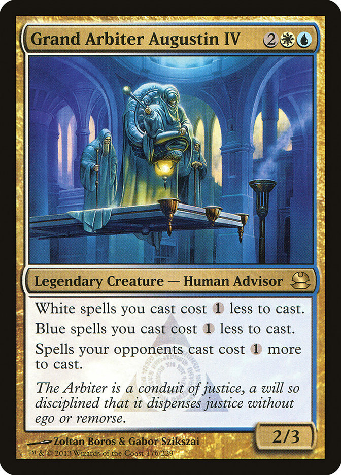 Grand Arbiter Augustin IV Magic