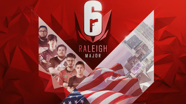 Six Major Raleigh