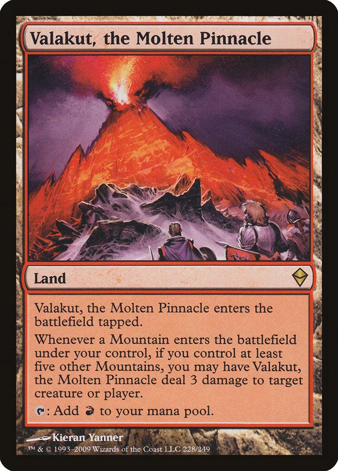 Valakut the Molten Pinnacle Magic