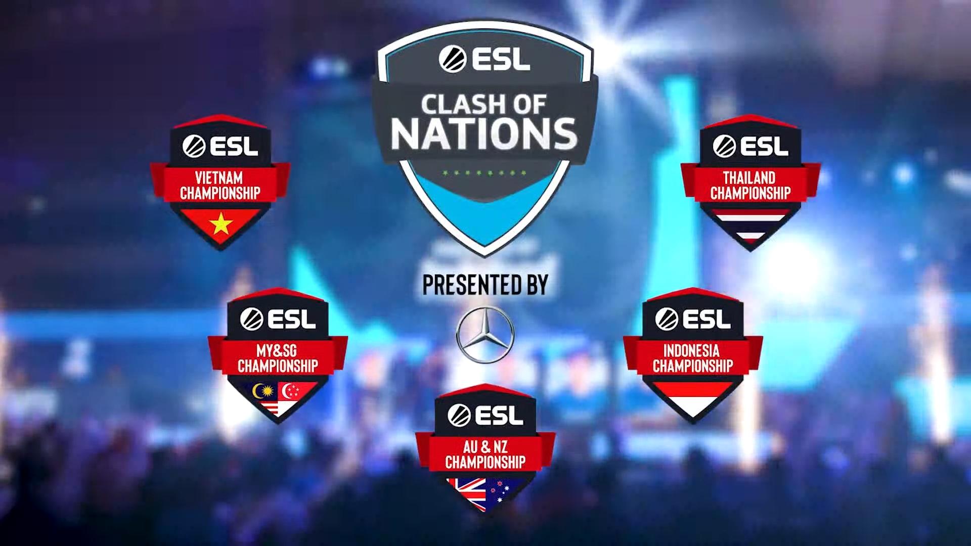 Kết quả hình ảnh cho esl clash of nations