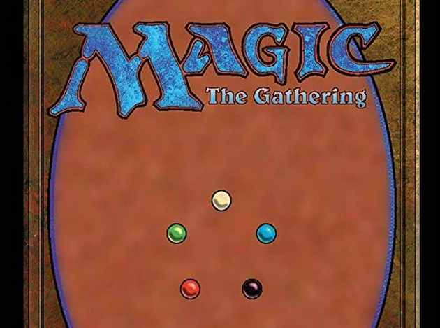 Magic Card Back