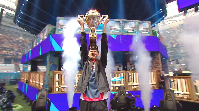 16-Year-Old Fortnite World Champion Wins Record-Breaking $3 Million Prize