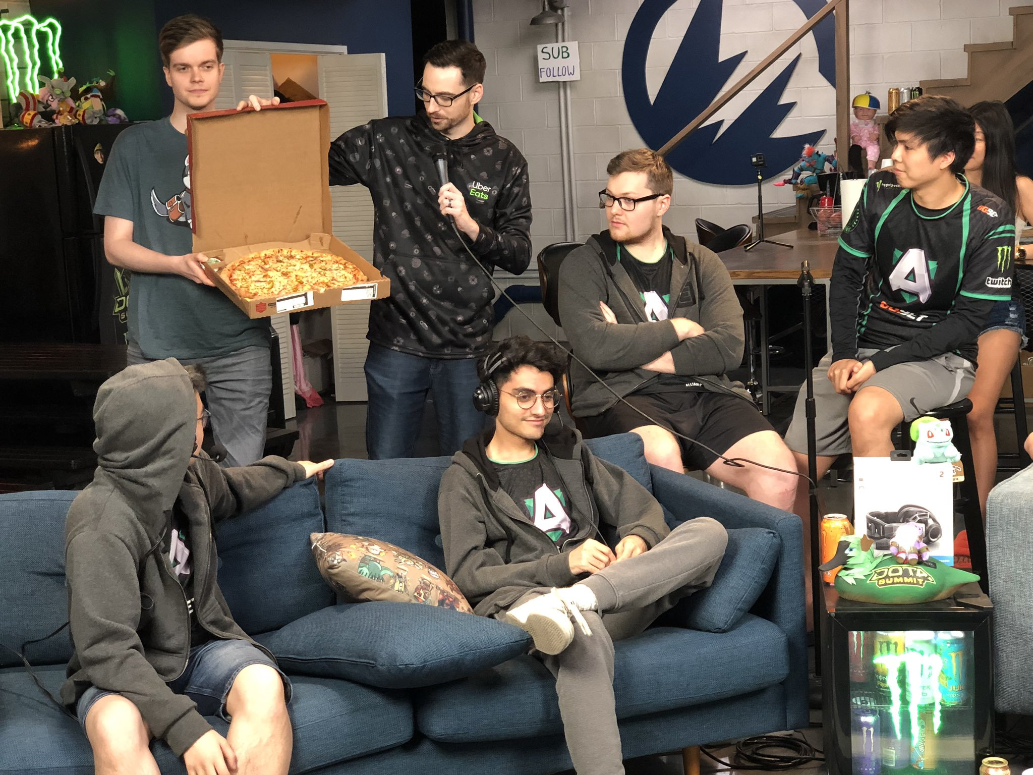 Alliance sweep paiN Gaming to win Dota Summit 10 | Dot Esports