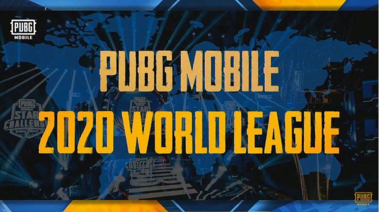 pubg world league mobile