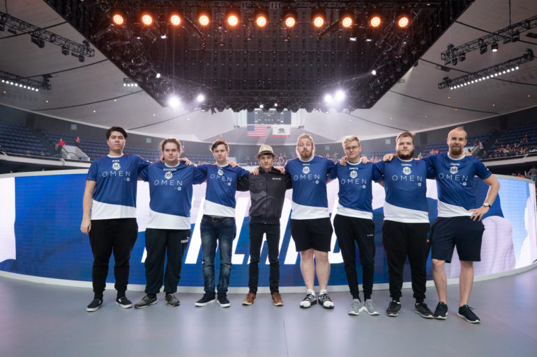 OW World Cup Finland