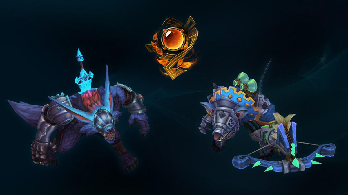 Riot Games to add League of Legends honor 5 chromas in Patch