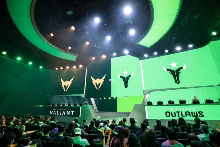 Los Angeles Valiant vs Houston Outlaws