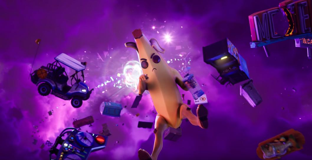 Fortnite Season X Map All Changes And Additions In Season