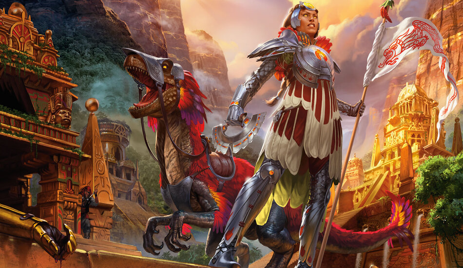 Everything you need to know about Plane-cation Ixalan on MTG