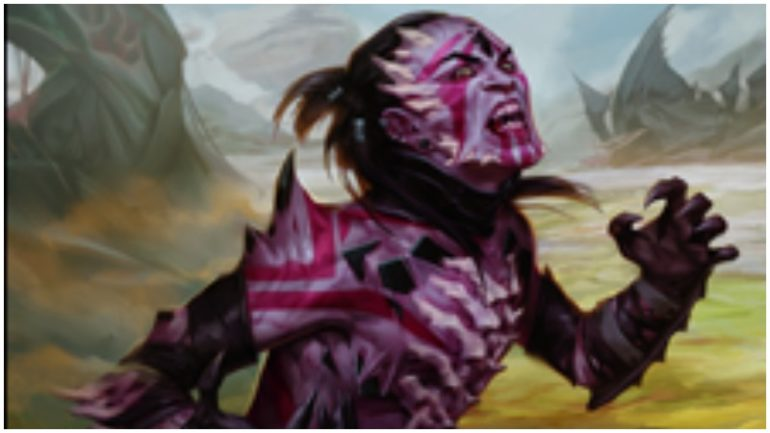Rayami, First of the Fallen Commander 2019 MTG