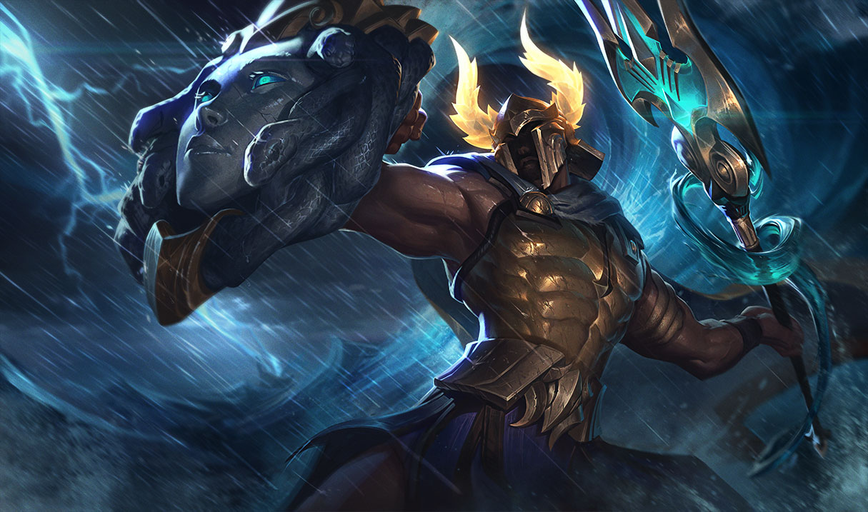 New Pantheon bug may help you combo faster in League of