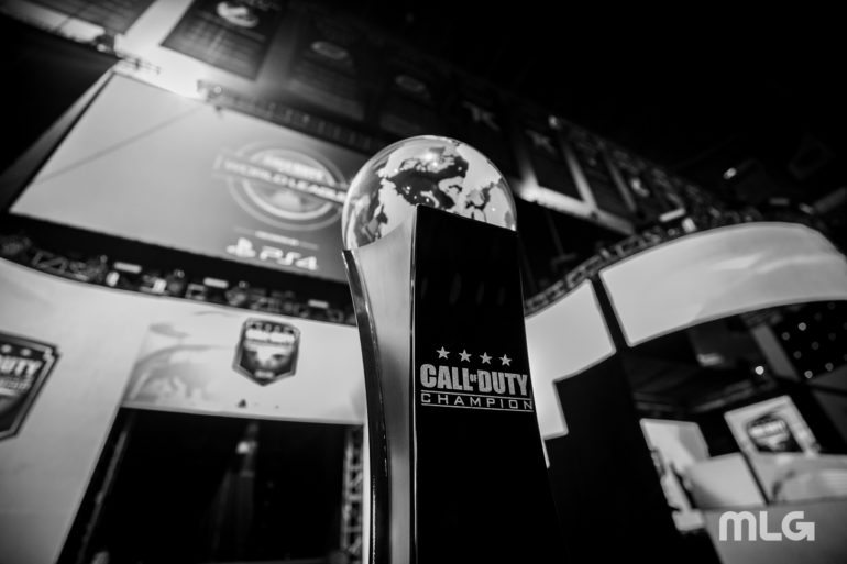 CoD Champs trophy 2018
