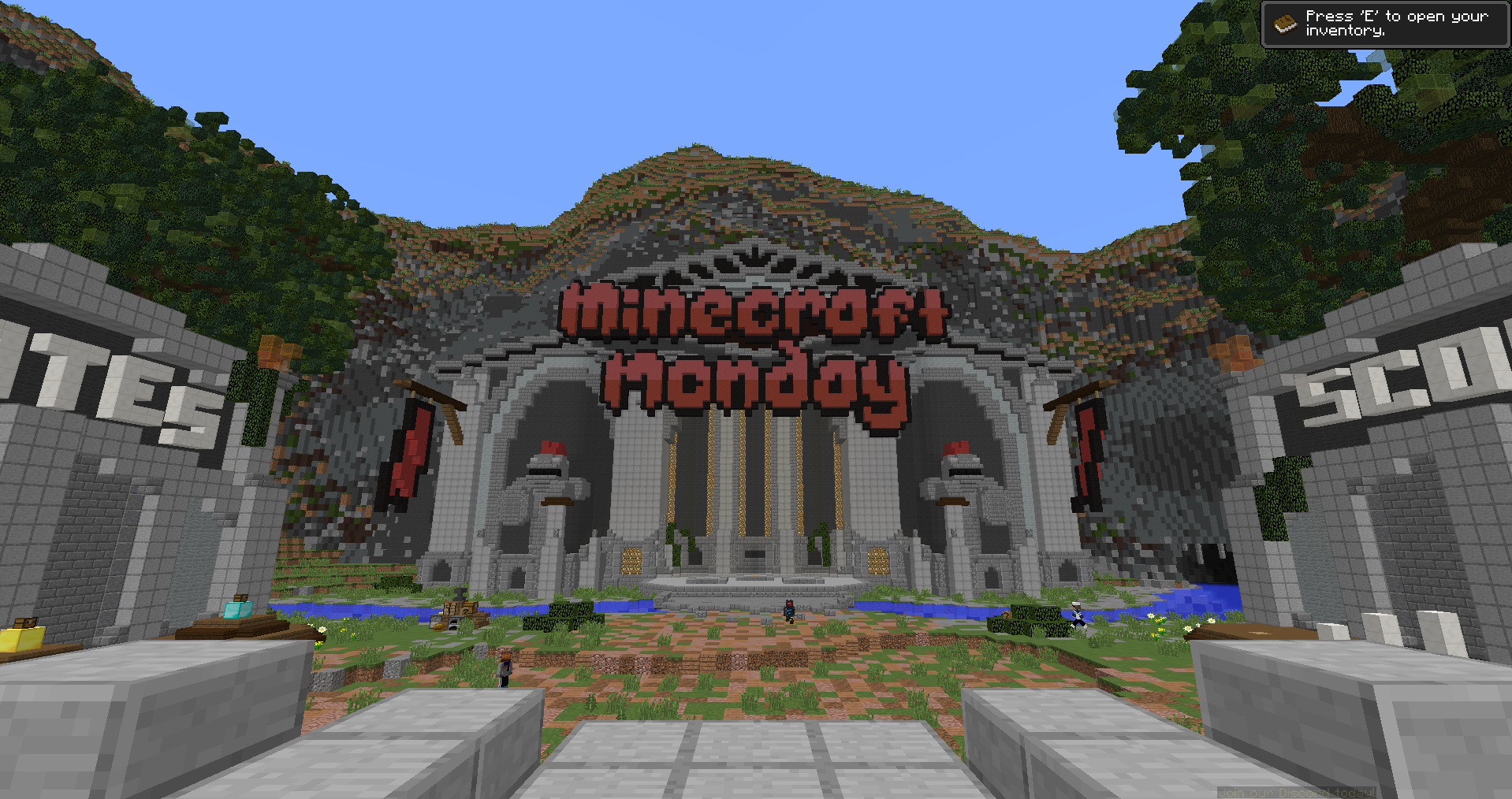 How to join the Minecraft Monday server | Dot Esports