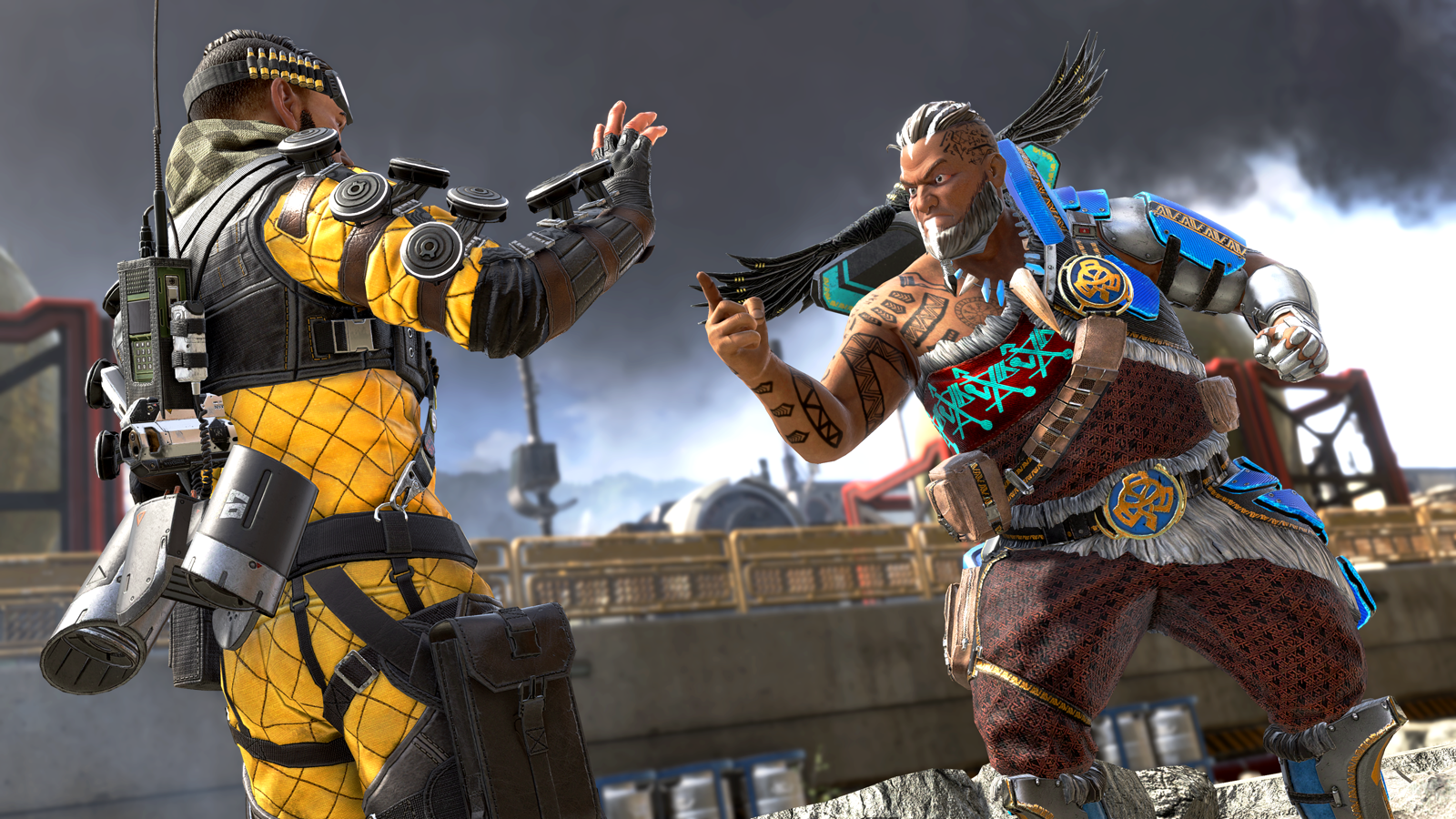Apex Legends' new Solos mode sees players teaming up against others