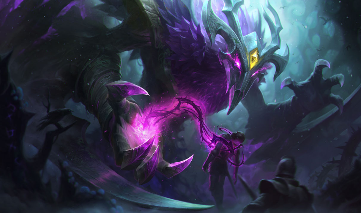 Riot Accidentally Leaks Possible New League Of Legends