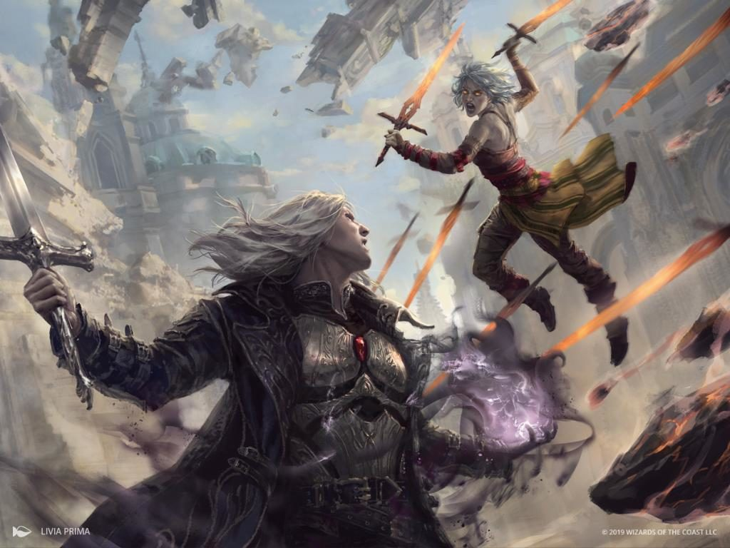 Single Combat Art Magic War of the Spark