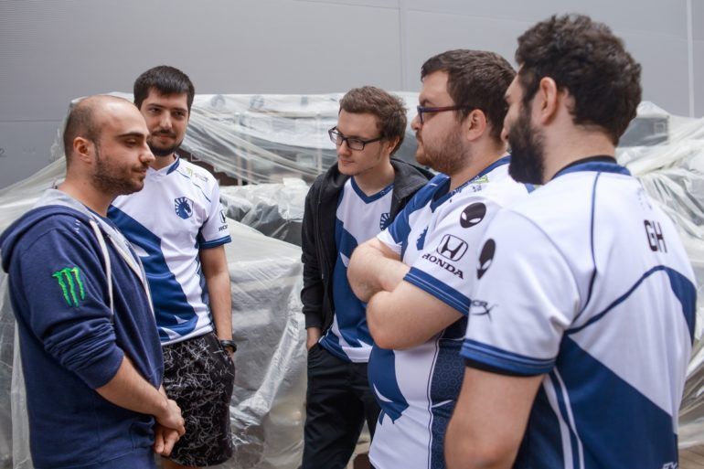 dota 2 ti9 team liquid