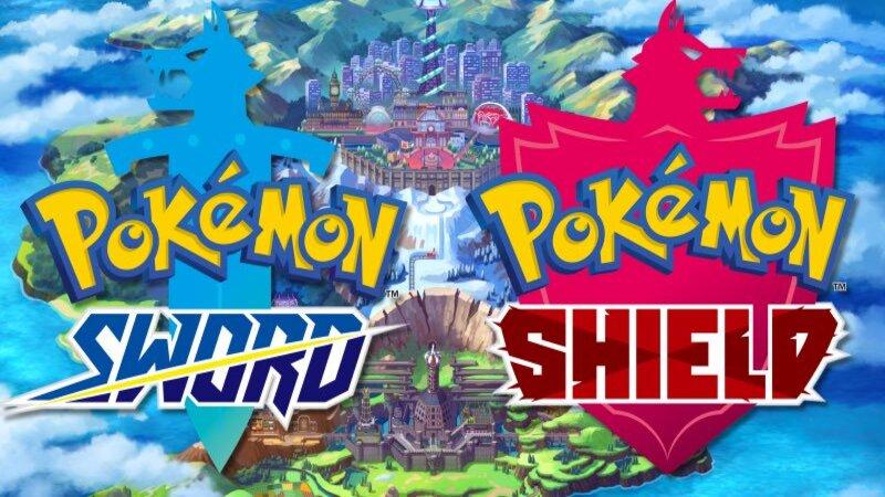 pokemon shield starter evolutions