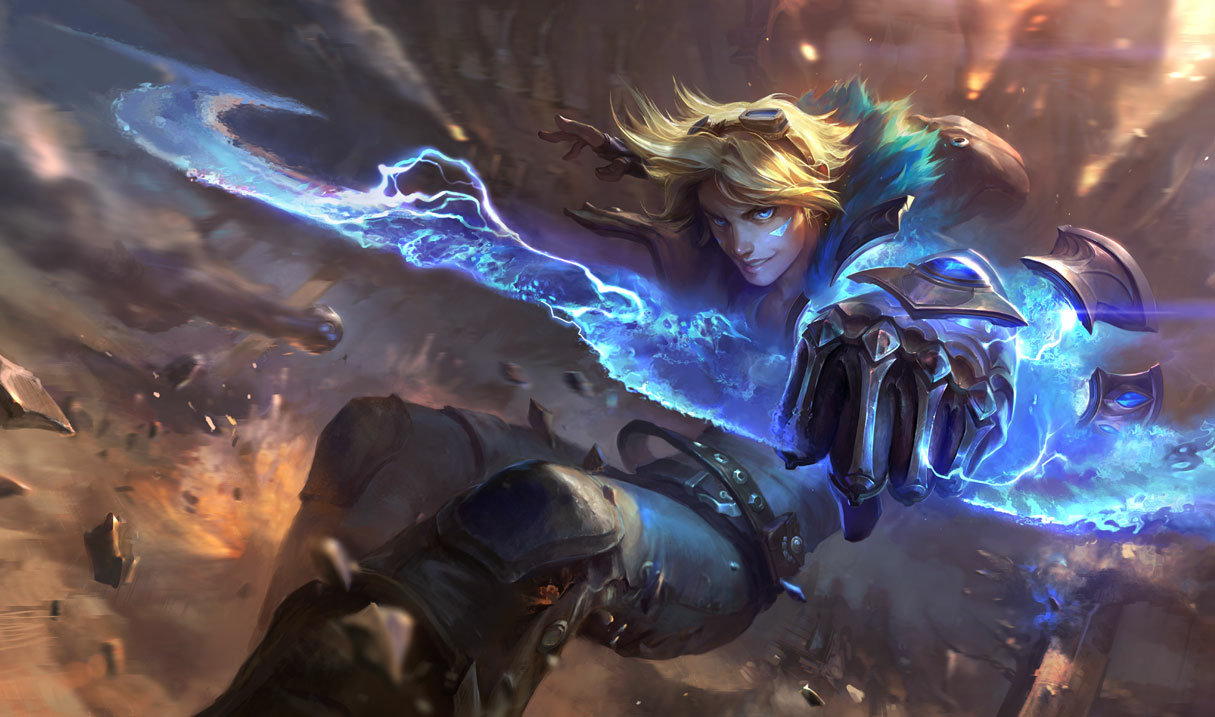 AXE partners with Riot Games for League of Legends esports events