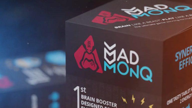MADMONQ Banner