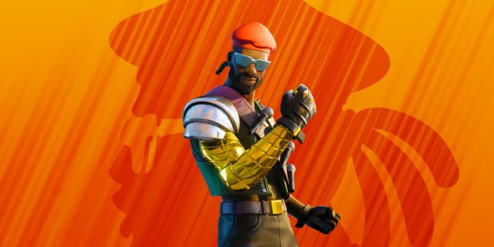 Dubs will play Fortnite with Major Lazer live on Twitch
