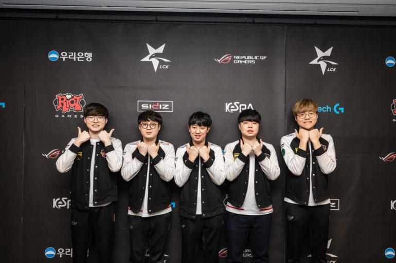 SKT 2019 win