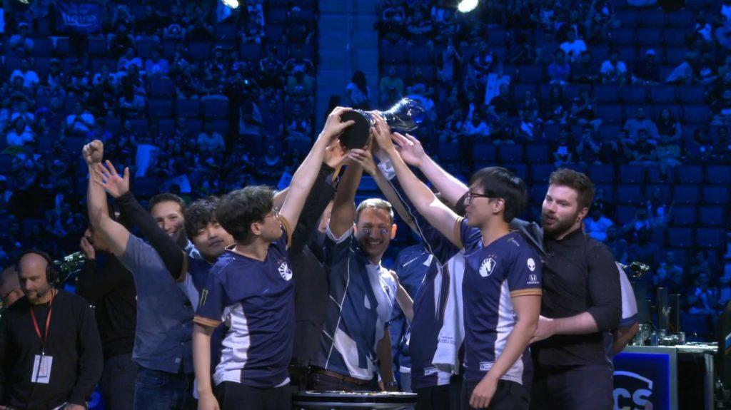 Team Liquid defeat Cloud9 to win 2019 LCS Summer Split