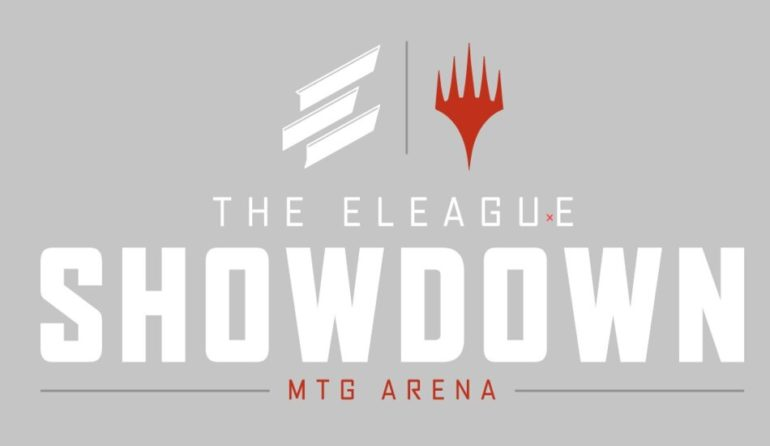 The ELEAGUE Showdown partnership with MTG Arena