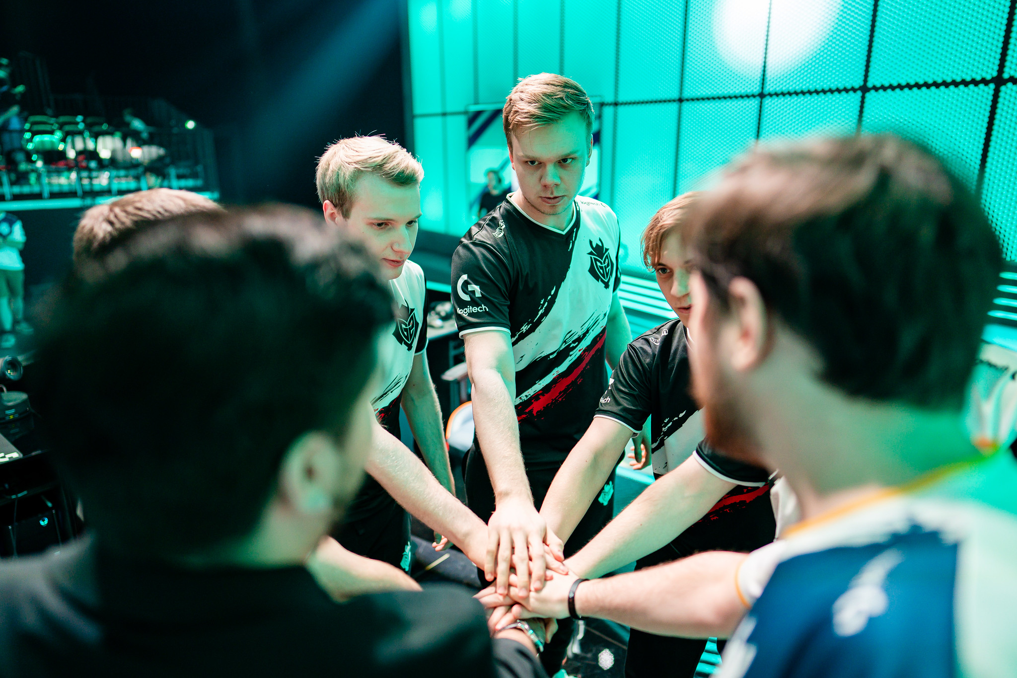 G2's entire starting lineup named the 2019 LEC Summer Split