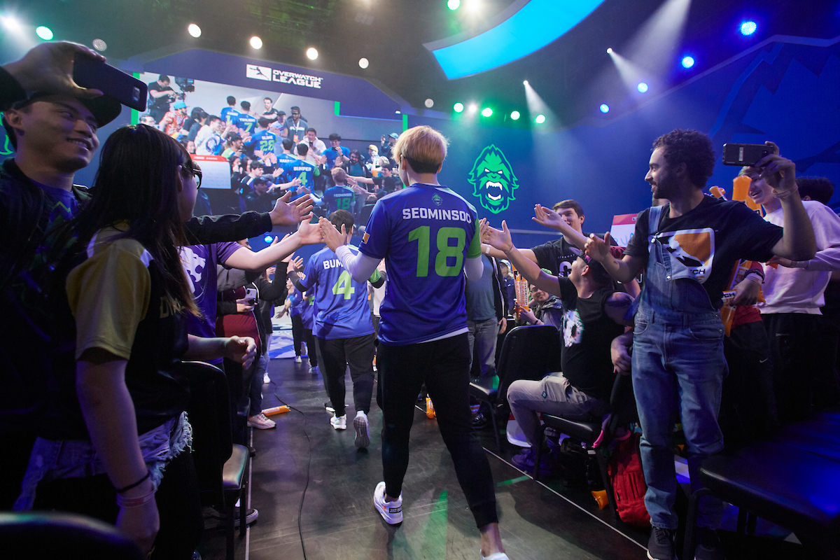 How To Watch The Overwatch League 2019 Season Playoffs Dot