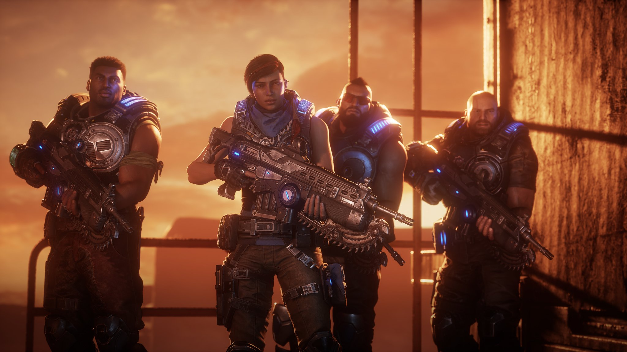 How to check Gears of War 5's server status | Dot Esports