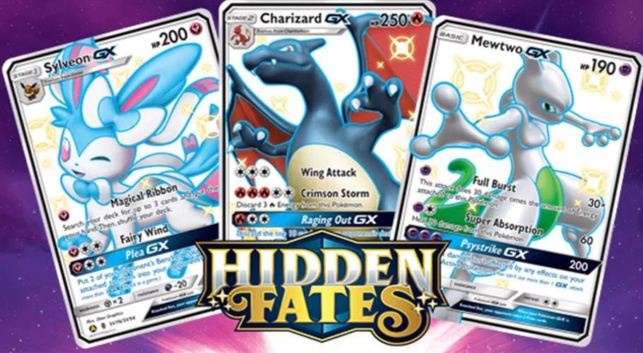 Pokémon TCG: Hidden Fates Shiny Charizard sells for over