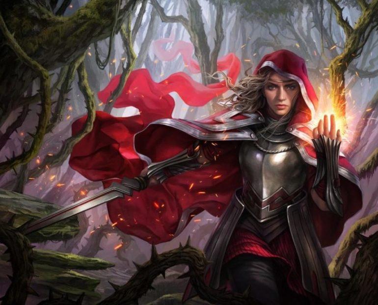 Kenrith Eldraine Promo Art Magic Throne of Eldraine