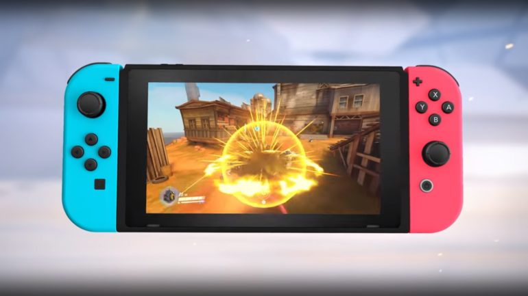 overwatch switch physical release
