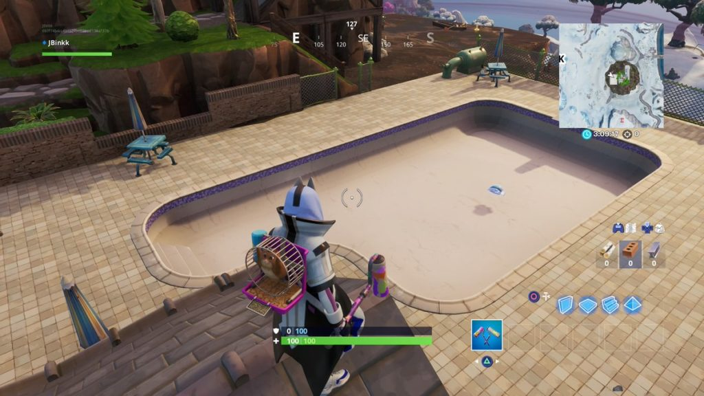 Where To Dance In Front Of A Bat Statue In A Way Above