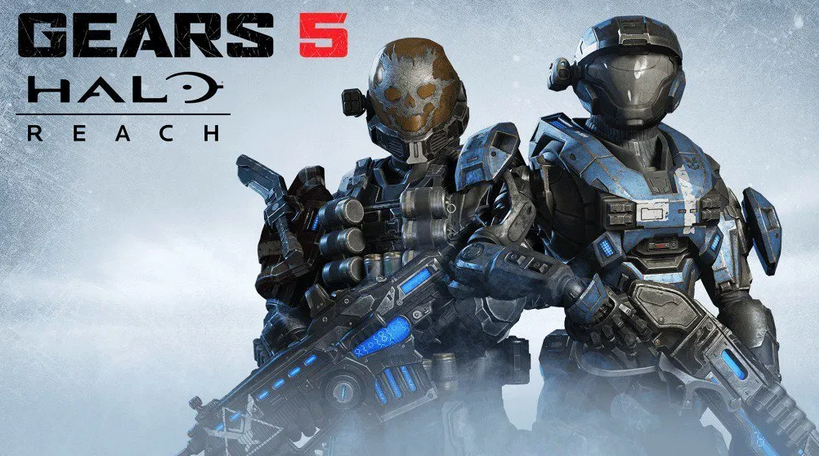 How To Play As Halo Characters In Gears Of War 5 Dot Esports