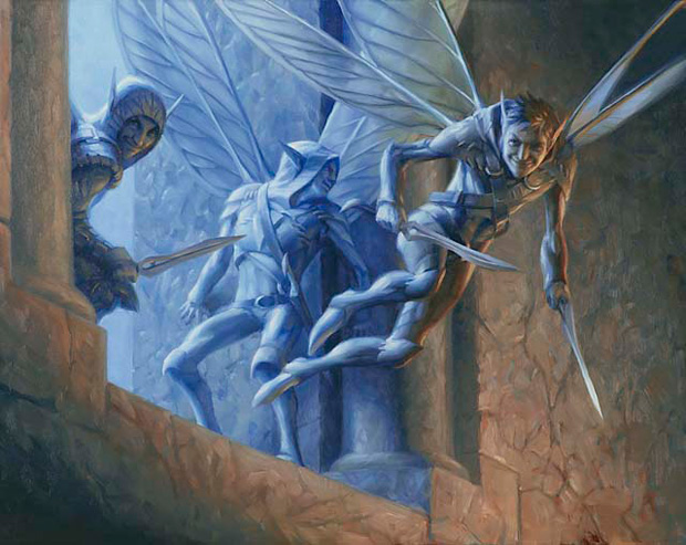 Faerie Invaders Art Magic