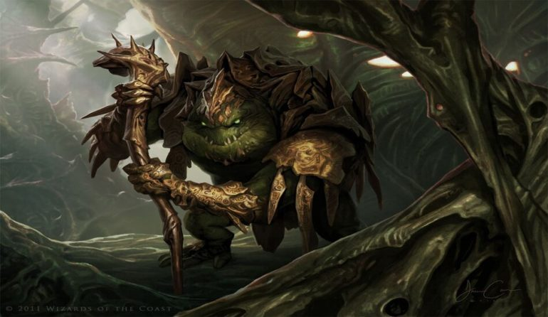 Trolls return in Throne of Eldraine