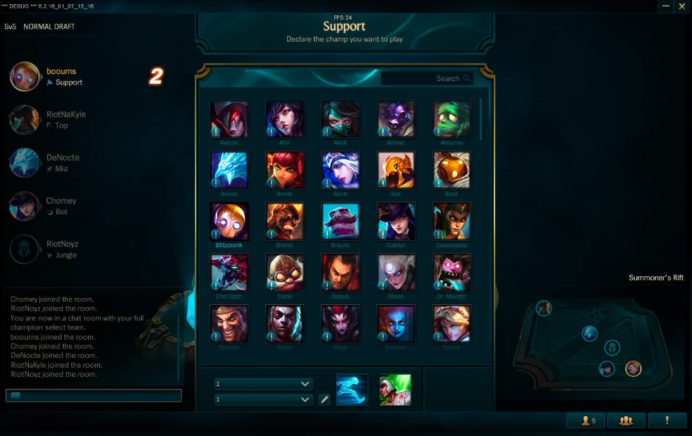 lol Riot matchmaking