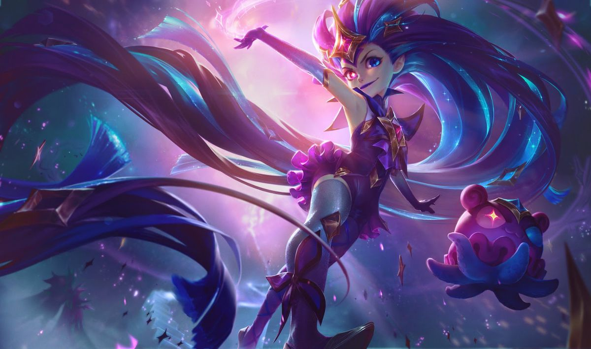 Check out League of Legends' Season 10 cinematic here