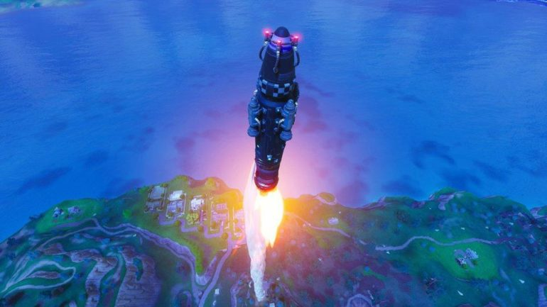 Fortnite rocket