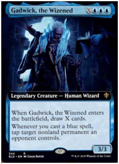 Gadwick, the Wizened ELD