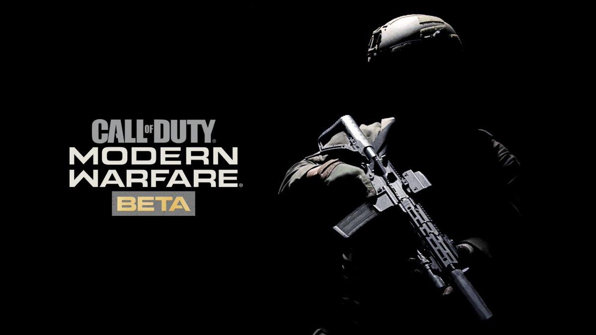 cod mw beta ps4