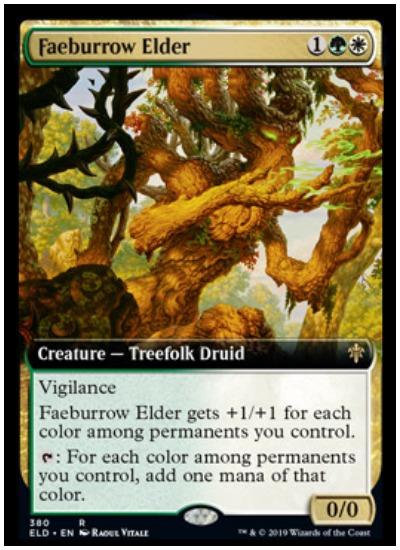 Faeburrow Elder ELD