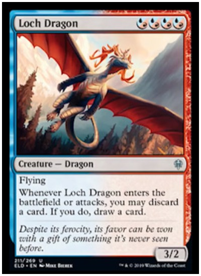 Loch Dragon ELD