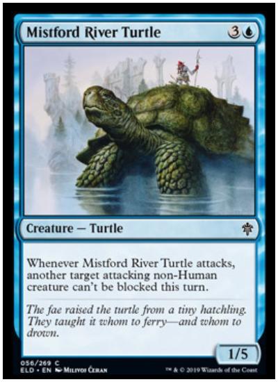 Mistford River Turtle ELD