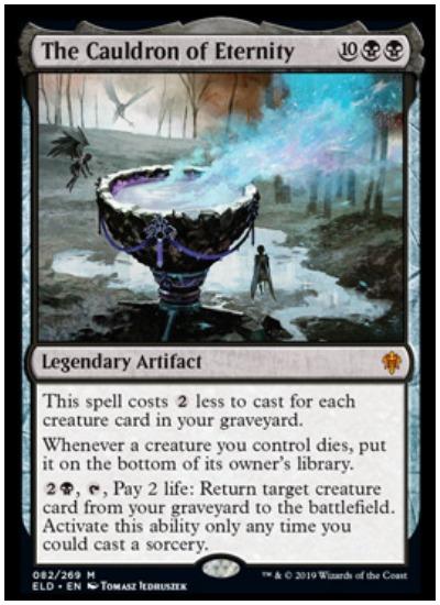 The Cauldron of Eternity ELD