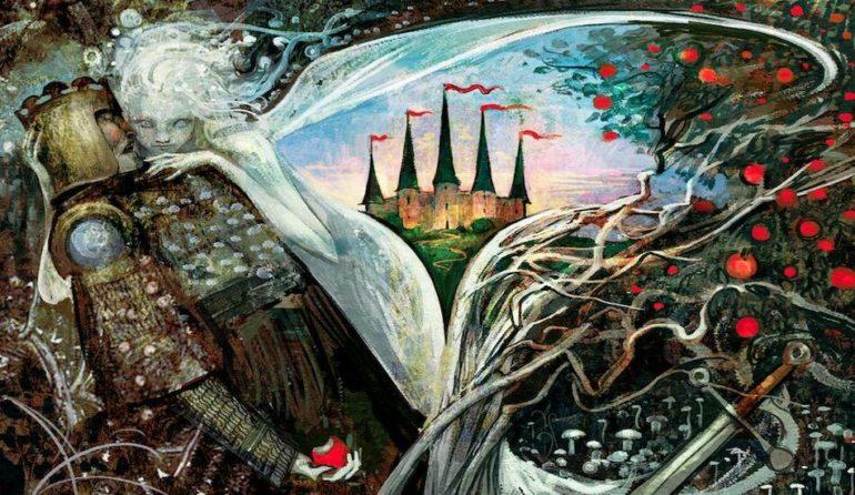 Throne of Eldraine artwork ELD