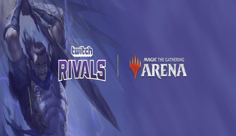 Twitch Rivals MTG Arena