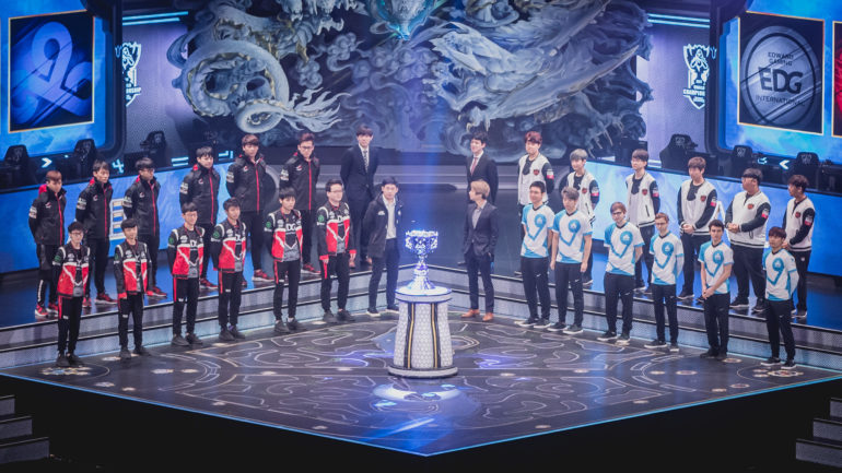 2017 World Championship Group Stage